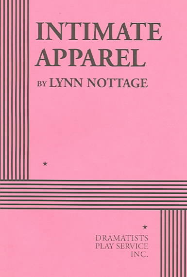 Intimate Apparel By Nottage, Lynn
