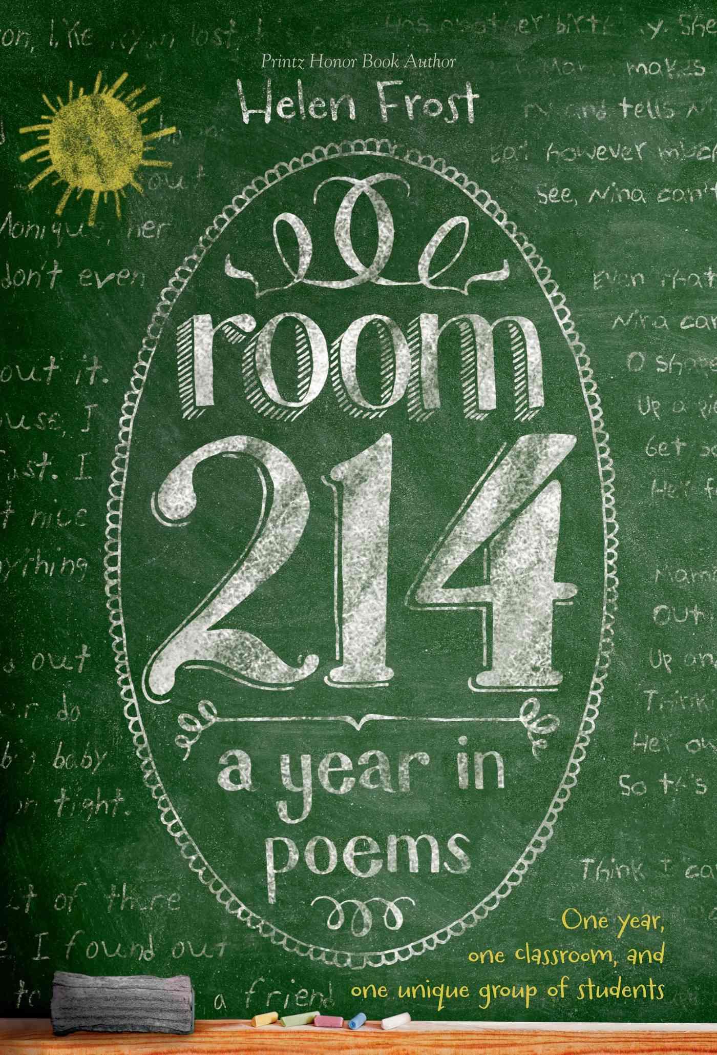Room 214 By Frost, Helen